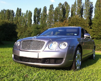 Bentley Continental GT Hire